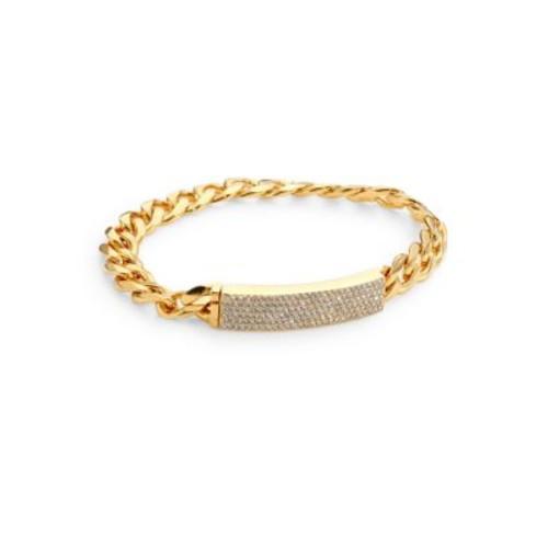 Pav ID Bracelet