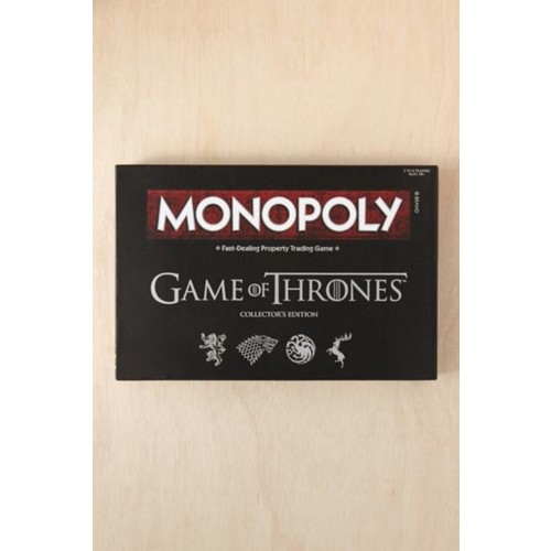 Monopoly(R) - Game of Thrones(TM) Collector's Edition Board Game