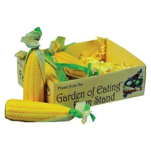 18 Inch Doll Farm Fresh Food Accessory,4 Ears of Corn on the Cob in Veggie Crate