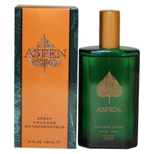 Men's Aspen by Coty Eau de Cologne Spray - 4 oz