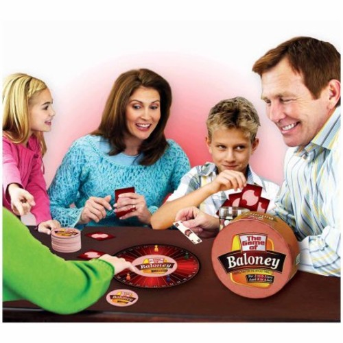 The Game of Baloney Board Game [1]