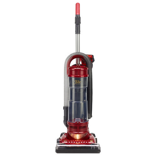 Fuller Brush - Jiffy Maid Bagless Pet Upright Vacuum - Metallic Red
