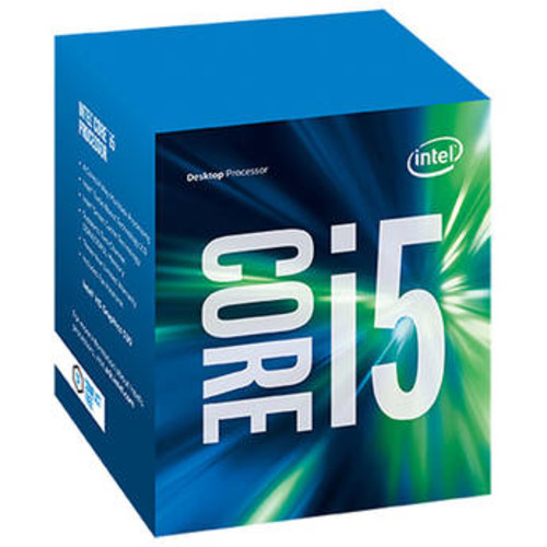 Core i5-7400 3.0 GHz Quad-Core LGA 1151 Processor (Retail)