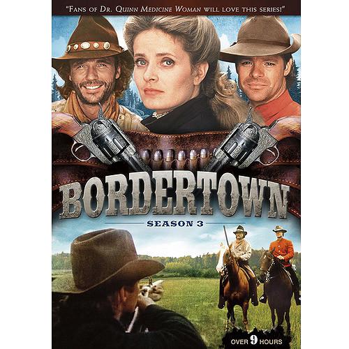 Bordertown: Season 3 [4 Discs]