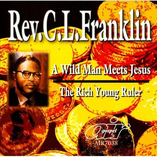 Wild Man Meets Jesus/The Rich Young Ruler [CD]