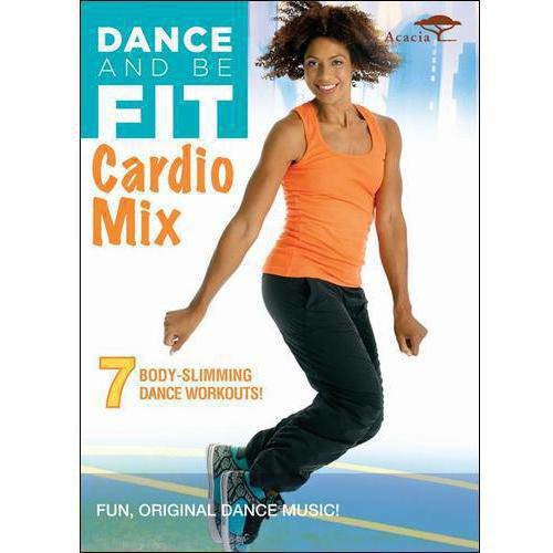 Dance and Be Fit: Cardio Mix [3 Discs] [DVD]