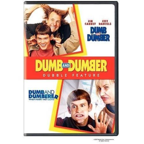 DUMB & DUMBER/DUMBER & DUMBERER (DVD/DBFE)