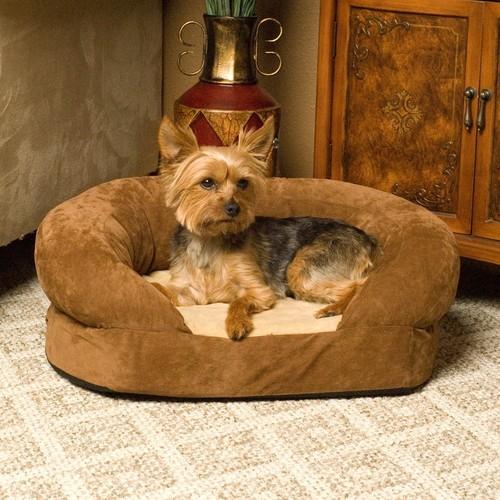 K&H Ortho Bolster Sleeper Pet Bed