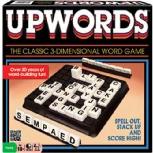 Winning Moves Games Classic Upwords Game
