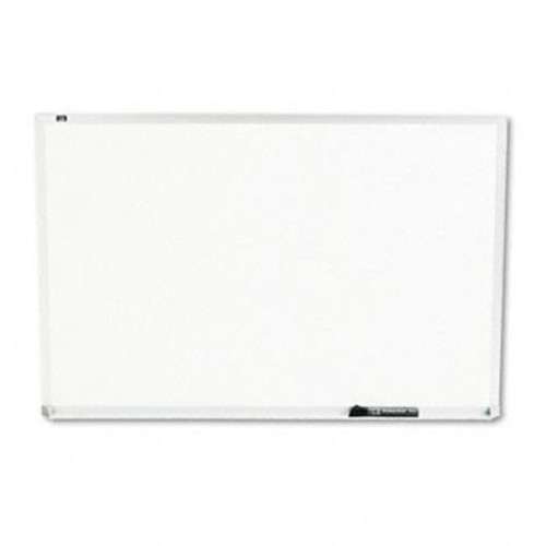 Quartet Standard Mitered Corner Melamine Dry Erase Board BOARD,MARK-WPE,36X24,AM (Pack of2)