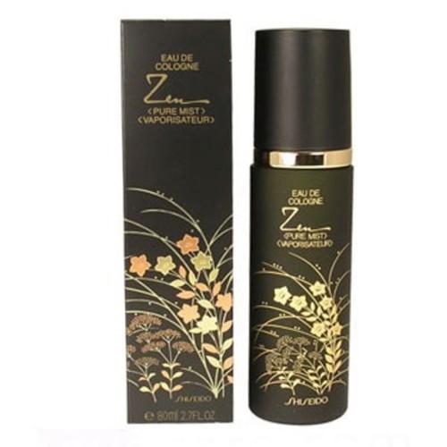 Zen/Shiseido Eau De Cologne Pure Mist Spray 2.7 Oz (80 Ml) (W)