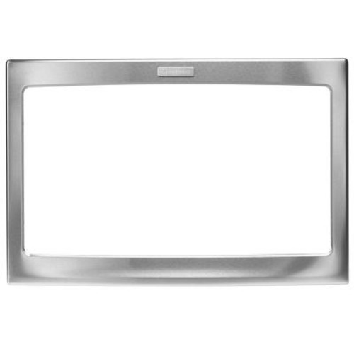 Electrolux 27 in. Trim Kit for Built-In Microwave Oven in Stainless Steel