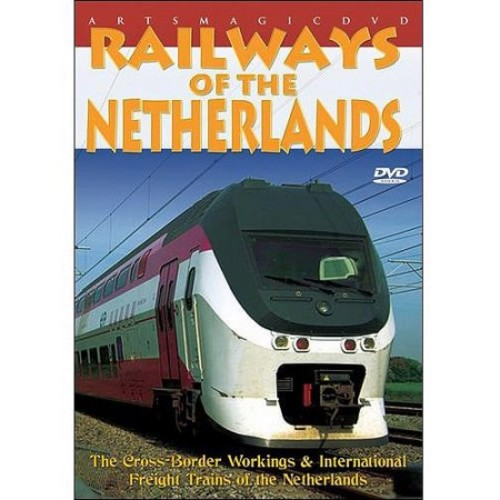 Railways of the Netherlands [DVD] [2012]