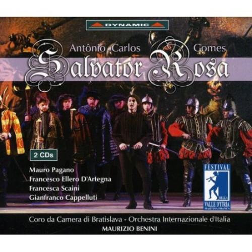 Salvator Rosa - CD