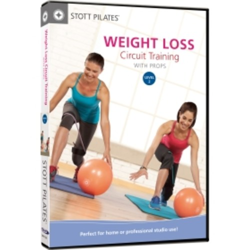 STOTT PILATES Level 2 Weight Loss Training DVD