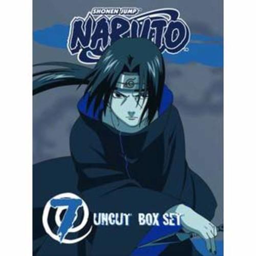 Naruto Uncut Box Set, Vol. 7 [Special Edition] [3 Discs]