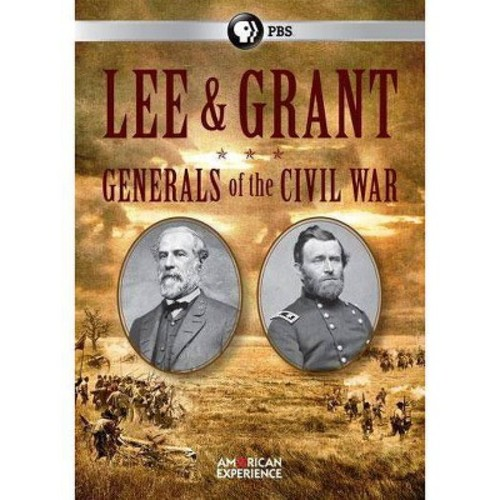 American Experience: Lee and Grant - Generals of the Civil War [2 Discs] [DVD]