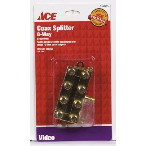 Ace 8-Way Coax Splitter (3169133)