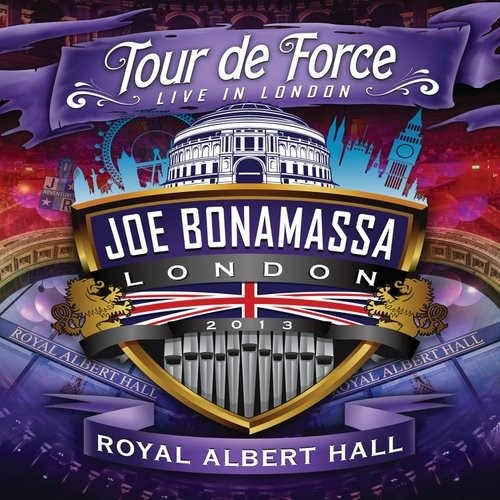 Tour De Force: Live In London - Royal Albert Hall [Blu-ray]: Joe Bonamassa: Movies & TV