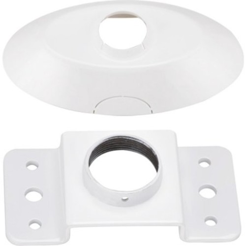 Telehook Ceiling Plate and Dress Cover Accessory for ProAV Products TH-PCP