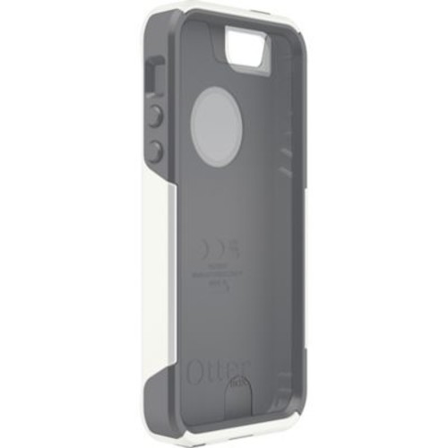 OtterBox Commuter Series Silicone Case For iPhone 5/5S, Glacier/Gunmetal Gray