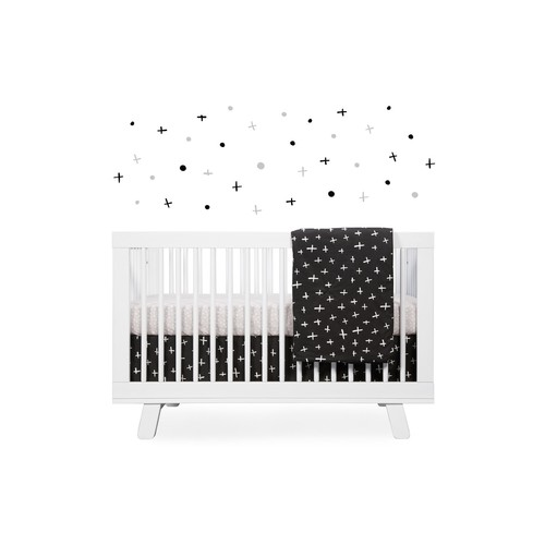 Tuxedo 5-Piece Crib Bedding Set