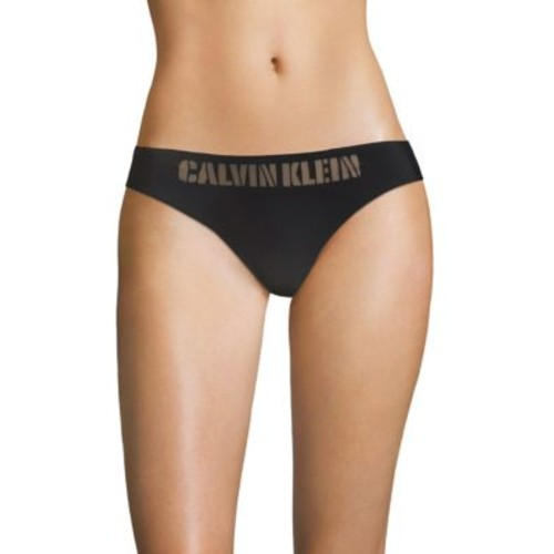 Calvin Klein Underwear Logo Bikini Bottom