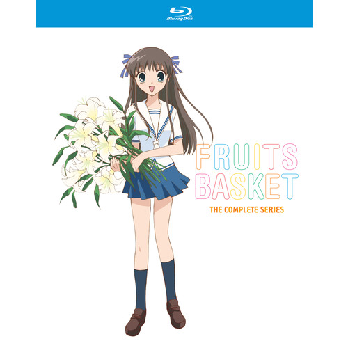 Fruits Basket: The Complete Series [Blu-ray] [4 Discs]