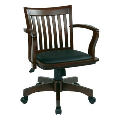 OSPdesigns Brown Bankers Chair