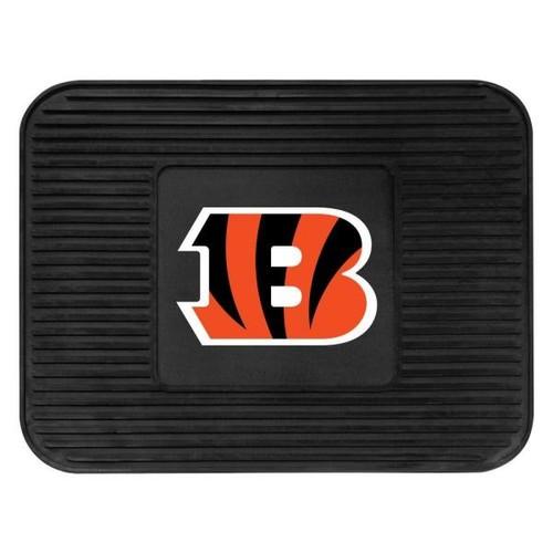 FANMATS Cincinnati Bengals 14 in. x 17 in. Utility Mat