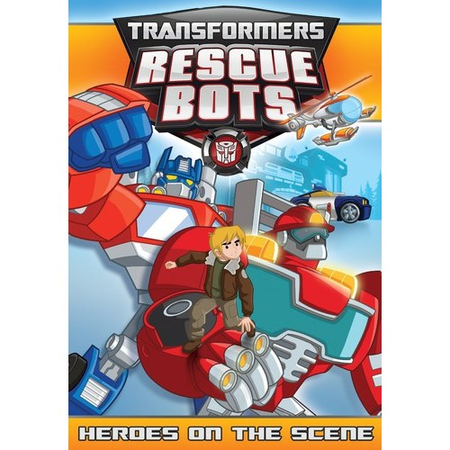 Transformers: Rescue Bots - Heroes On The Scene