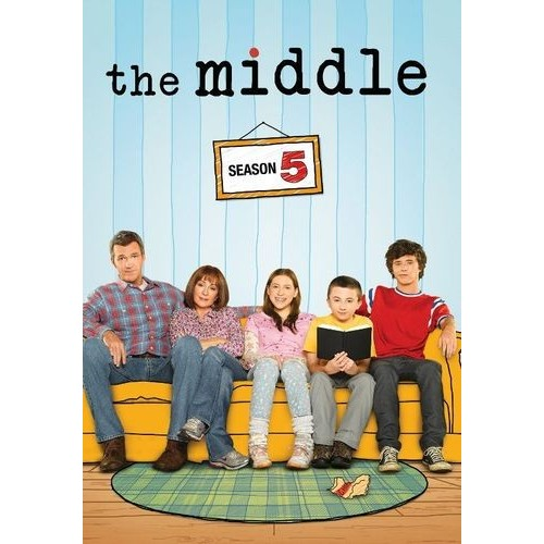The Middle: The Complete Fifth Season [3 Discs] [DVD]