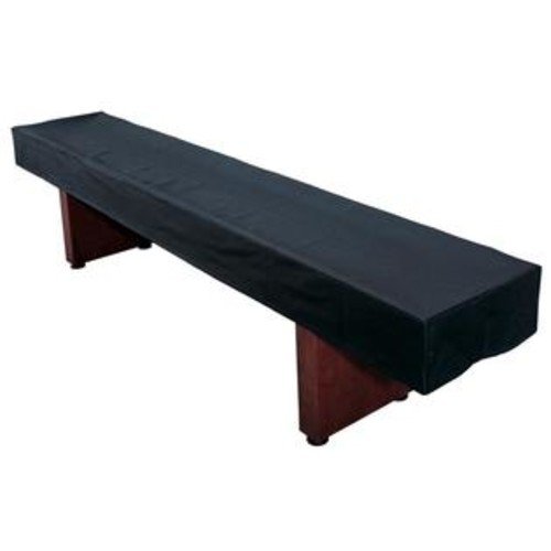 Blue Wave Hathaway Black Cover for 9-ft Shuffleboard Table