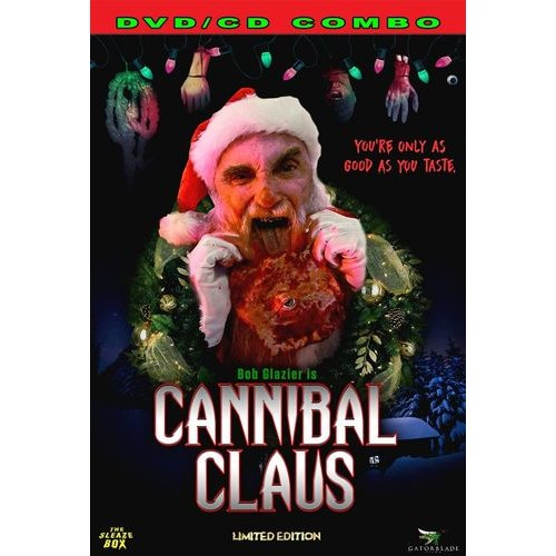 Cannibal Claus [DVD] [2016]