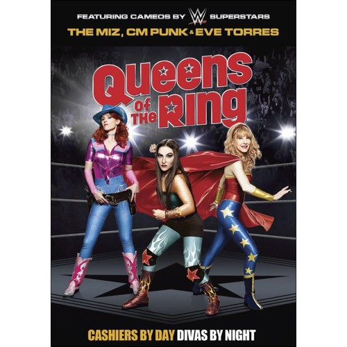 Queens of the Ring [DVD] [2013]