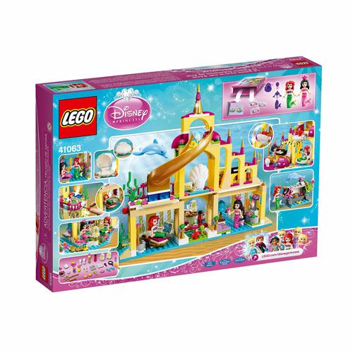 LEGO Disney Princess Ariel's Undersea Palace (41063)