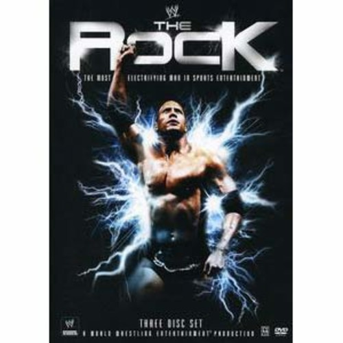 WWE: The Rock - The Most Electrifying Man in Sports Entertainment [3 Discs] DD2