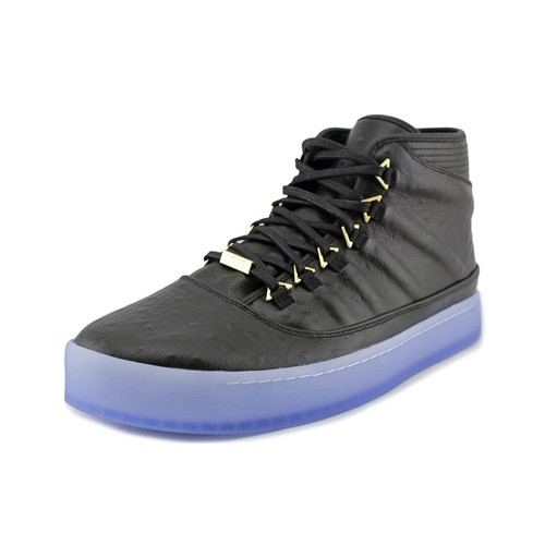 Jordan Jordan Westbrook O Men Round Toe Leather Black Basketball Shoe