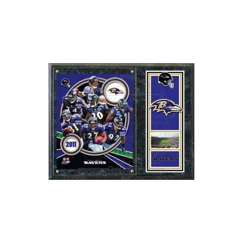 Baltimore Ravens 2011 Team Composite Plaque