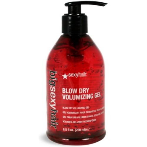 Sexy Hair Concepts Big Sexy Hair Blow Dry Volumizing Gel 8.5 oz (Pack of 3)