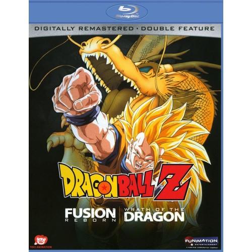 DragonBall Z: Fusion Reborn/Wrath of Dragon [Blu-ray]