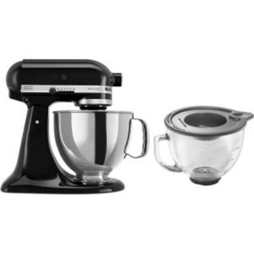 KitchenAid Artisan 5 Qt. Onyx Black Stand Mixer