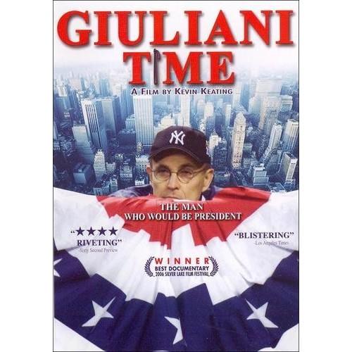 Giuliani Time [DVD] [2005]