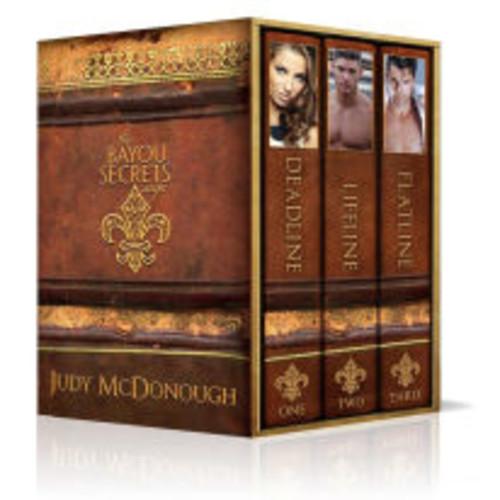 The Bayou Secrets Saga: The Complete Collection