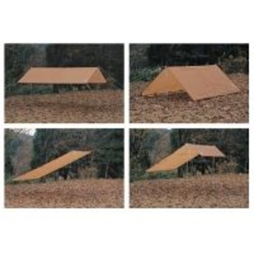 Snow Peak Ponta Tarp STP-360, Tent Type: Shelters & Tarp Tents, Weight: 2 lb w/ Free S&H