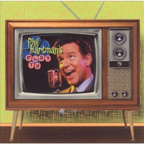 Phil Hartman's Flat Tv CD (2002)