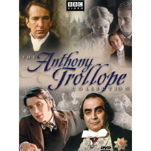 The Anthony Trollope Collection: (The Barchester Chronicles / He Knew He Was Right / The Way We Live Now)