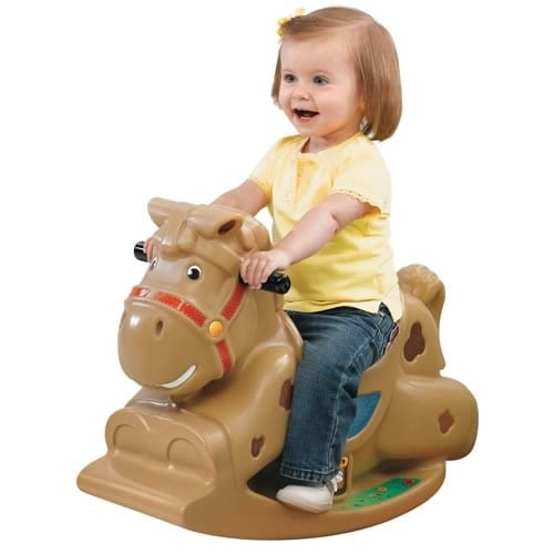Step 2 Learning & Educational Toys Patches the Rocking Horse