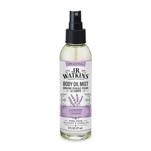 J.R.Watkins Lavender Body Oil Mist - 5 oz