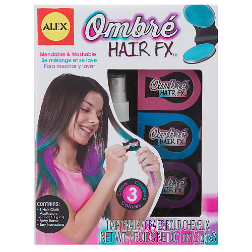 Alex Toys Spa Glam Hair X-tensions
